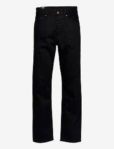 Relaxed Jeans - regular jeans - black black