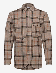 Army Shirt - overdeler - light check
