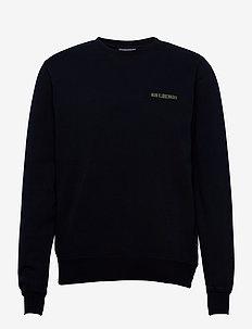 Casual Crew - basic sweatshirts - mood indigo