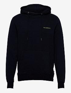 Casual Hoodie - basic sweatshirts - mood indigo