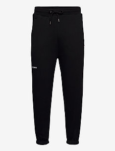Sweat Pants - joggingbroek - black logo