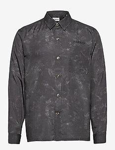 Boxy Shirt - casual skjortor - black