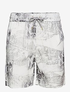 Track Shorts - casual shorts - bleach diamond