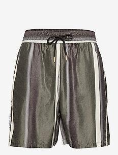 Track Shorts - krótkie spodenki - bright stripe