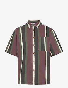 Boxy Shirt SS - oxford-paidat - grey