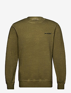 Casual Crew - basic-sweatshirts - green crush