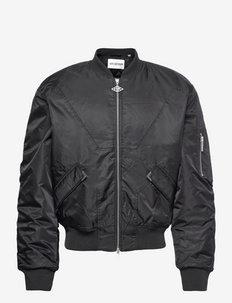 Bomber Cut - vestes légères use default - faded black
