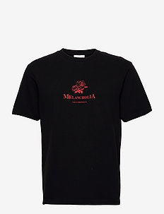 Artwork Tee Short Sleeve - t-shirts à manches courtes - faded black