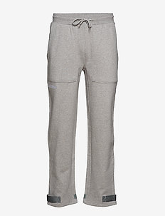 Sweat Pants - GREY LOGO