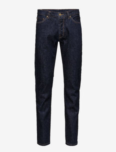 Tapered Jeans - tapered jeans - medium blue