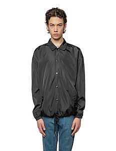 Coach Jacket - tunna jackor - black nylon