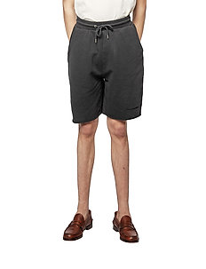 Sweat Shorts - casual shorts - faded black