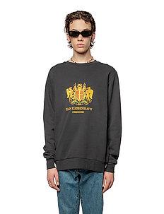 Artwork Crew - sweatshirts - faded black
