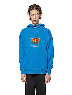 Artwork Hoodie - hoodies - blue
