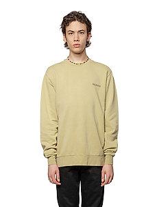 Casual Crew - basic sweatshirts - sand logo