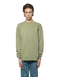 Casual Crew - basic sweatshirts - army logo