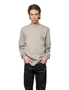 Casual Crew - basic sweatshirts - grey logo