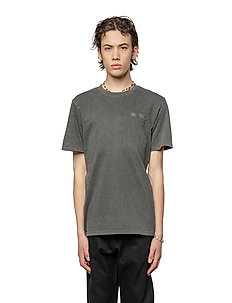 Casual Tee - basic t-shirts - dark grey