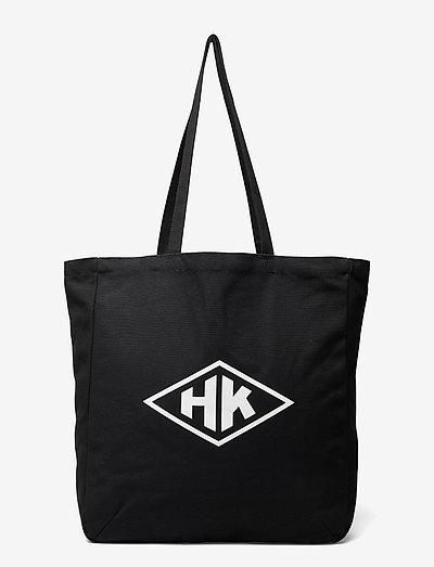 Tote Bag HK - sacs - black