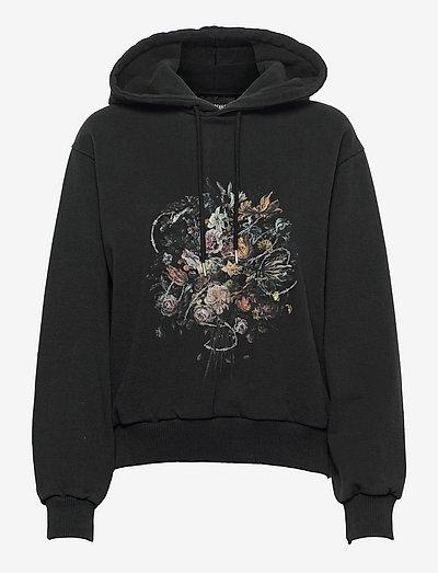 Bulky Hoodie - gensere og hettegensere - faded black