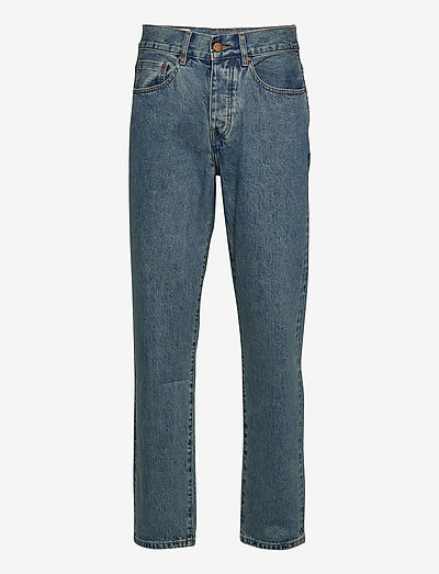 Relaxed Jeans - loose jeans - heavy stone