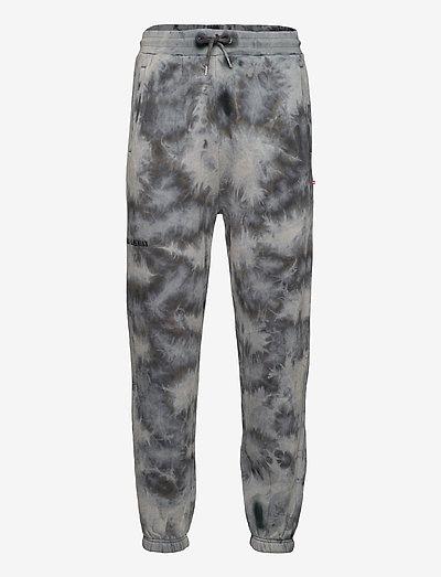 Sweat Pants - joggings - black acid