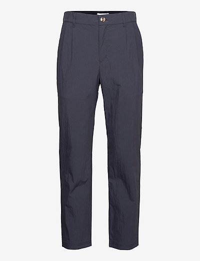 Tapered Trousers - pantalons chino - dusty navy