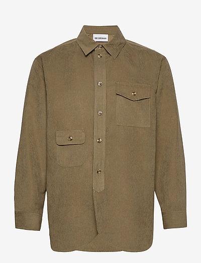 Army Shirt - vêtements - grey