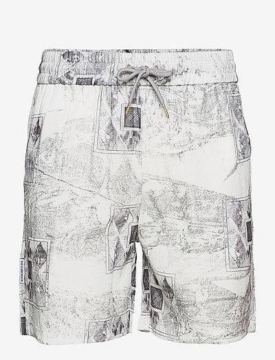 Track Shorts - casual shorts - bleach diamond