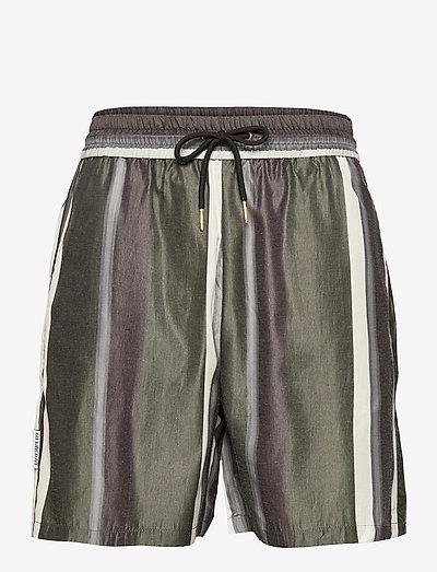 Track Shorts - short décontracté - bright stripe