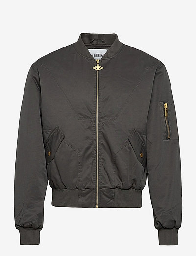 Bomber Cut - vestes bomber - dark grey