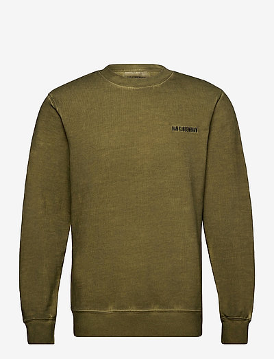 Casual Crew - basic sweatshirts - green crush