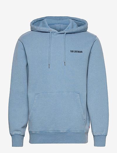 Casual Hoodie - basic sweatshirts - faded blue