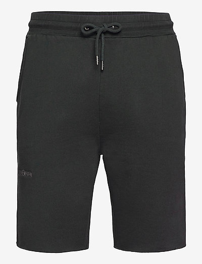 Sweat Shorts - krótkie spodenki - faded black
