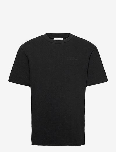 Chunky Tee - basic t-shirts - faded black
