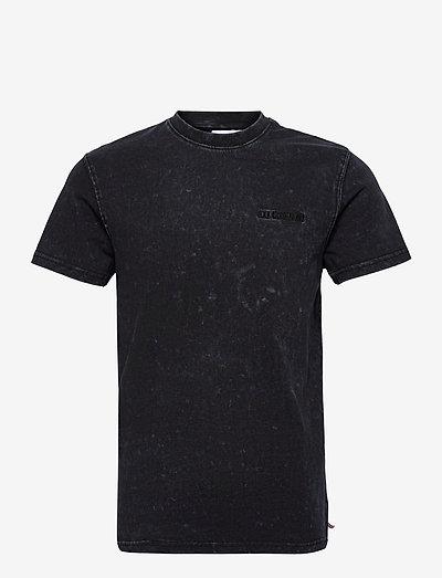 Casual Tee - t-shirts basiques - denim blue acid
