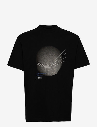 Boxy SS Tee - t-shirts à manches courtes - faded black