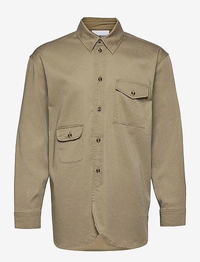 Army Shirt - kleding - olive grey