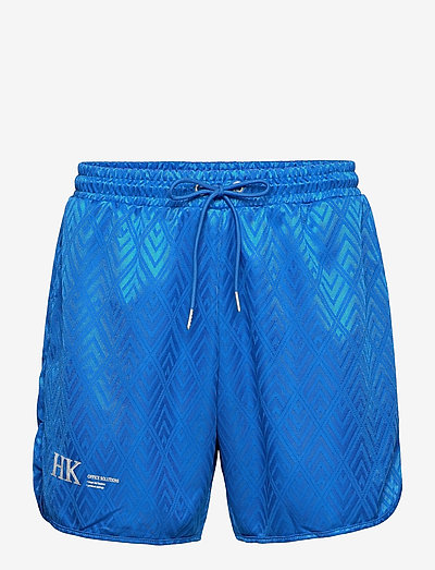 Football Shorts - casual shorts - bright blue