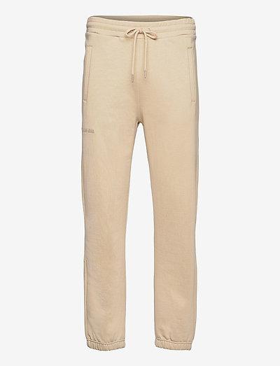 Sweatpants - kleding - sand