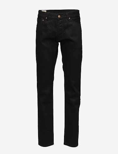 Tapered Jeans - tapered jeans - black black