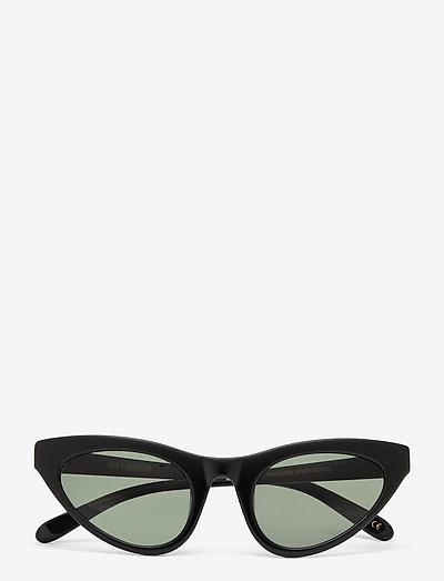 Race - d-vormige zonnebril - black