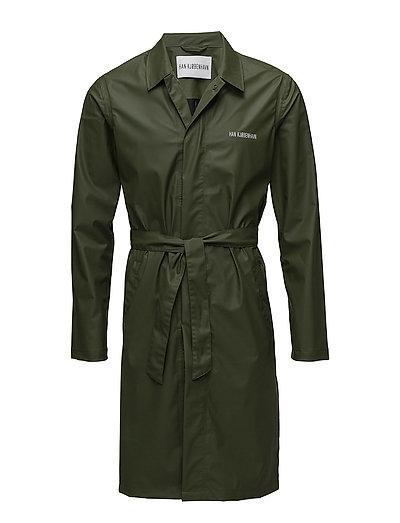 Rain Coat - Army