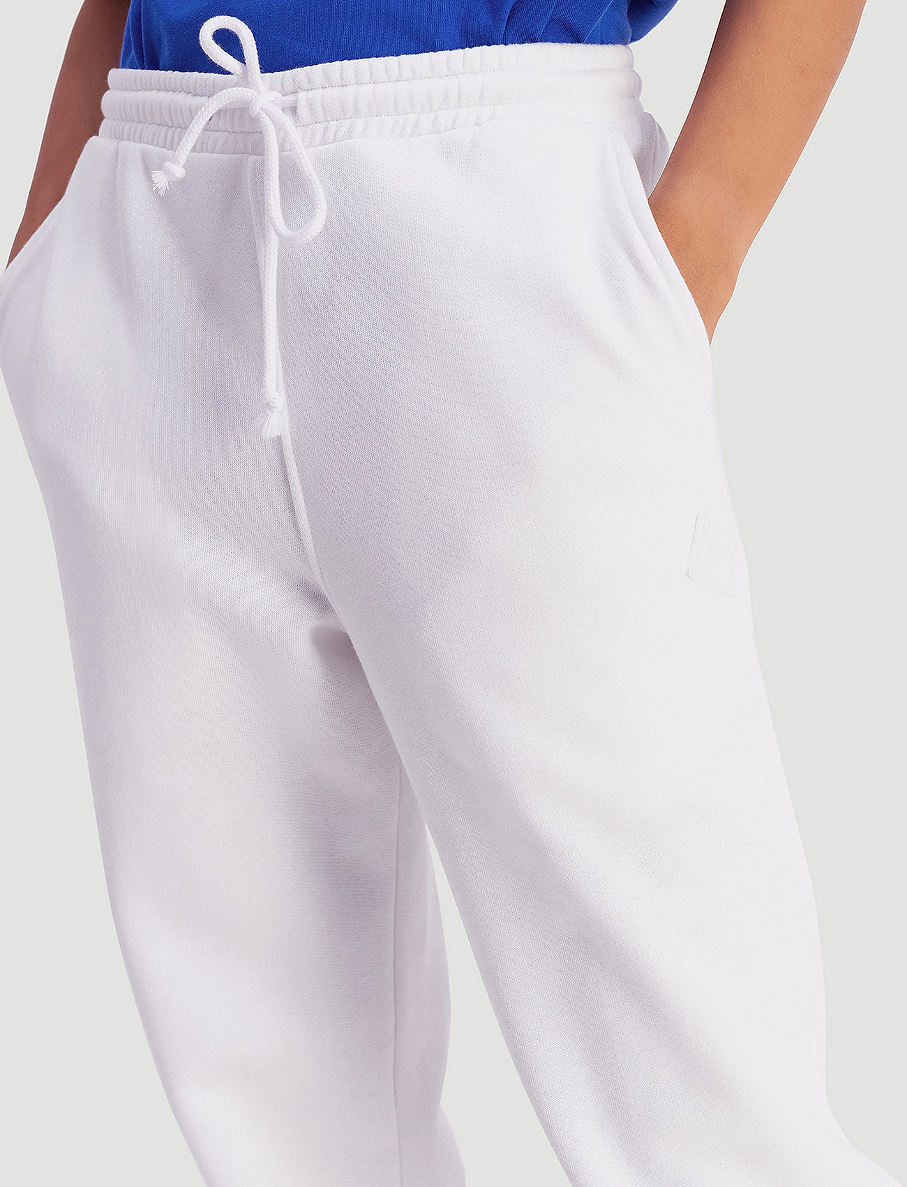 Hanger by Holzweiler - Hanger Trousers - kleidung - white - 0