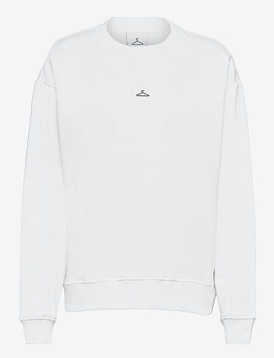 Hanger Crew - sweatshirts & hoodies - white