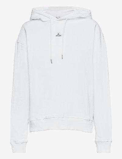Hanger Hoodie - sweatshirts & hoodies - white