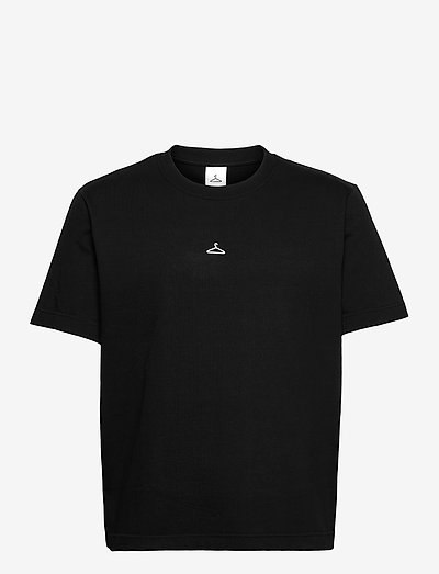 Hanger Tee - podstawowe koszulki - black