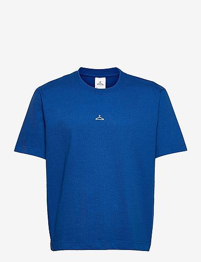 Hanger Tee - t-shirt & tops - blue 4056