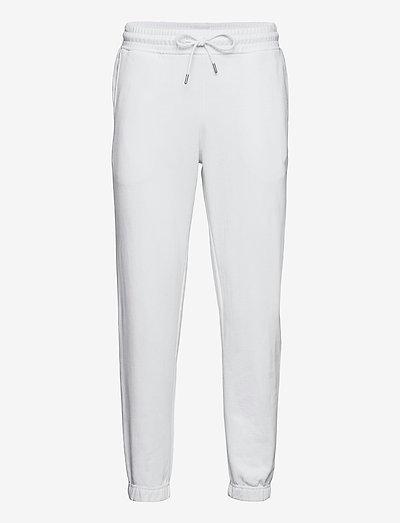 Hanger Trousers - kleding - white