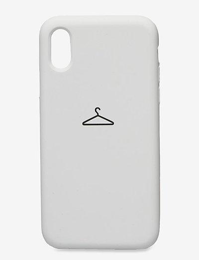 Hanger IP Cover - phone cases - white